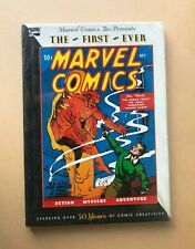 The First Ever Marvel Comics Hardcover Sealed