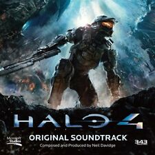 New: HALO 4 (Original Soundtrack) CD