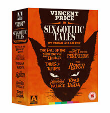 Six Gothic Tales Collection - Blu-ray Region B