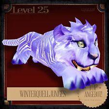 » Winterquelljunges | Winterspring Cub | World of Warcraft | Haustier L25 «