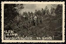 Luga/wolossowo-Leningrado-Russia 1941-Wehrmacht-Flak-protetti - 6