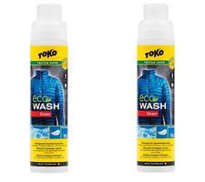 Toko CareLine Funktionswaschmittel Daunen 2x Eco Down Wash