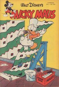 Micky Maus Nr. 5 1953, Original
