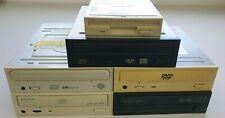 6 x IDE Laufwerke CD/DVD und Diskettenlaufwerk, Konvolut Paket
