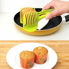 Potato Food Tomato Onion Vegetable Fruit Slicer Egg Peel Cutter Holder Gadgets