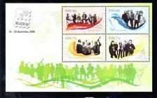 L'Irlanda Gomma integra, non linguellato 2006 MS1817 musica irlandese (BELGICA 06)
