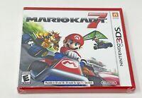 Nintendo 3DS Mario Kart 7 New Unopened Sealed
