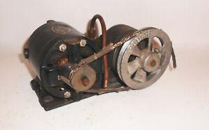 Uralter Motor Black & Decker Ohio & Napco Hobart vor 1945 Spielzeug Uhrmacher !