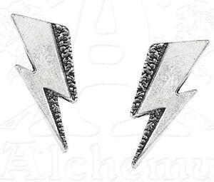 David Bowie Flash Stud Earrings (ro)