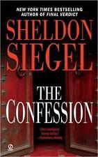 Sheldon Siegel / Confession 2005 Suspense & Thrillers Mass Market
