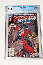 Harley Quinn #1 (2000 DC) - CGC 9.4 - Joker/Poison Ivy Appearance, Terry Dodson
