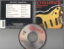 Chilliwack CD Greatest Hits (C) 1988 CBS