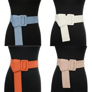 Wide Corset Belt Female Belts for Lady Dress Cummerbunds Waistband Women's Belts