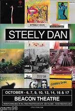STEELY DAN Fagen Becker  Concert Handbill Mini Poster Beacon NYC 2015