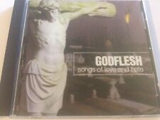 Godflesh - Songs Of love And Hate - Earache Records