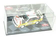1/43 Audi Sport Quattro   Rallye Monte Carlo 1985  W.Rohrl