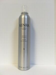 KENRA #9 DESIGN HAIR SPRAY LIGHT HOLD STYLING SPRAY - 10oz