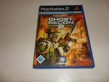 PLAYSTATION 2 PS 2 Tom Clancy's Ghost Recon 2