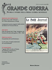 LA GRANDE GUERRA n.16 - rivista prima guerra mondiale WW1 magazine great war