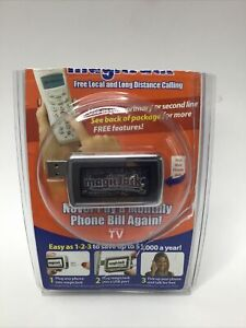 MagicJack Magic Jack Phone System As Seen on TV NEW SEALED