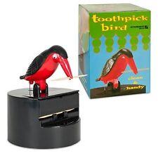 Red Toucan Bird Toothpick Dispenser!