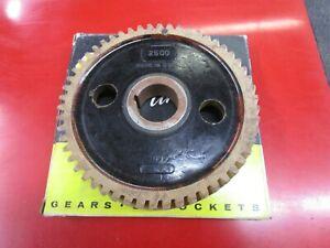 1 NORS Napa camshaft timing gear sprocket #8-2500 GMC Chevy 235cid 261cid L6