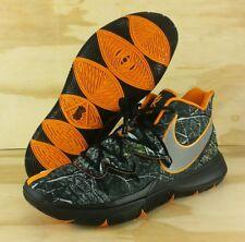 new style 6f6ad e5121 Nike Kyrie 5 V Taco PE Wood Camo Black Orange 3M AO2918-902 Men s Size