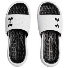 Sandali e scarpe bianche Under armour per il mare da uomo