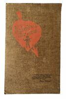 Vintage Menu Valentines Fine Foods Medford Oregon