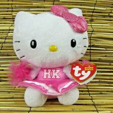 Hello Kitty Cheerleader ty Beanie Babies Sanrio 5