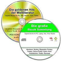 E-Book Sammlung Gold + Klassiker    ✔ 2 CD/DVD Set im EPUB/PDF Format
