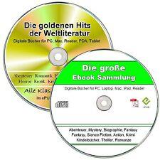 E book Klassiker, Sammlung im EPUB/PDF Format  ✔ Top     ✔ 2er CD/DVD Set