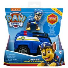 Brand New - PAW Patrol Chase Police Cruiser Car Vehicle Pup Figure Kids Toy Set