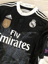403d07b7b Real Madrid Y3 Yohji Yamamoto Y-3 14-15 Dragon Kroos Bayern Jersey Shirt