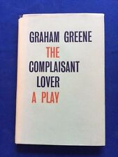 THE COMPLAISANT LOVER - 1ST. BRITISH EDITION BY GRAHAM GREENE IN PROOF STATE DJ.
