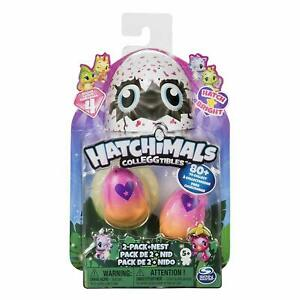 Hatchimals CollEGGtibles 2 Pack + Nest - 80+ To Collect - EsmeLilly