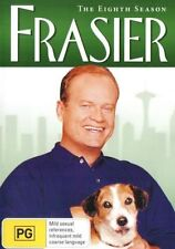 FRASIER - SEASON 8 - (NEW PACKAGING) - 4 DVD SET - BRAND NEW!!! SEALED!!!