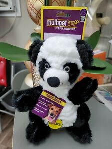 Pet Toy Multipet bear with squeaks.