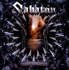 Attero Dominatus: Re-Armed [Bonus Tracks] by Sabaton (CD, Apr-2011, Nuclear Blast)
