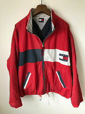 TOMMY HILFIGER SPORT LIGHTWEIGHT JACKET! MENS XL/2XL! VINTAGE! COAT! 50-52 CHEST