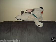 DISNEY STORE PLUSH DOLL FIGURE CHARACTER TOY MULAN LIL BROTHER  PUPPY DOG PET