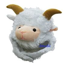 COAT SHEEP FUN PARTY COSTUME MASK HAT CAP KIDS ADULT EASTER DRESS UP
