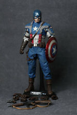 1:6 HOT TOYS MMS156 The First Avenger CAPTAIN AMERICA ACTION FIGURE