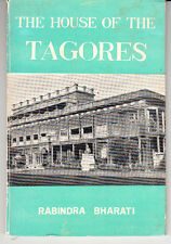 THE HOUSE OF THE TAGORES. BY HIRANMAY BANERJEE. 1965. INDIA. SCARCE