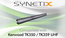 KENWOOD UHF STUBBY ANTENNA FOR TK350 TK359 x 1