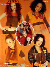 R-Angels 2000 Where's The Party At Original Promo Poster