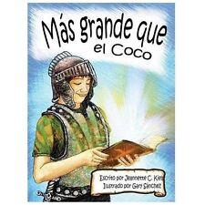 Mas Grande Que el Coco by Jeannette Kielp (2013, Hardcover)