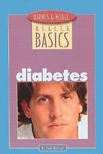 Barnes and Noble Basics Diabetes (Barnes & Noble Basics), Paul Heltzel, New Book