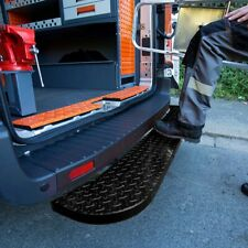 Vauxhall Vivaro 2014 to July 2019 Black Rear Step