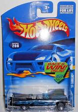 Hot Wheels 2015 Redline 1970 Chevy Camaro White and Blue Car 10 of 18